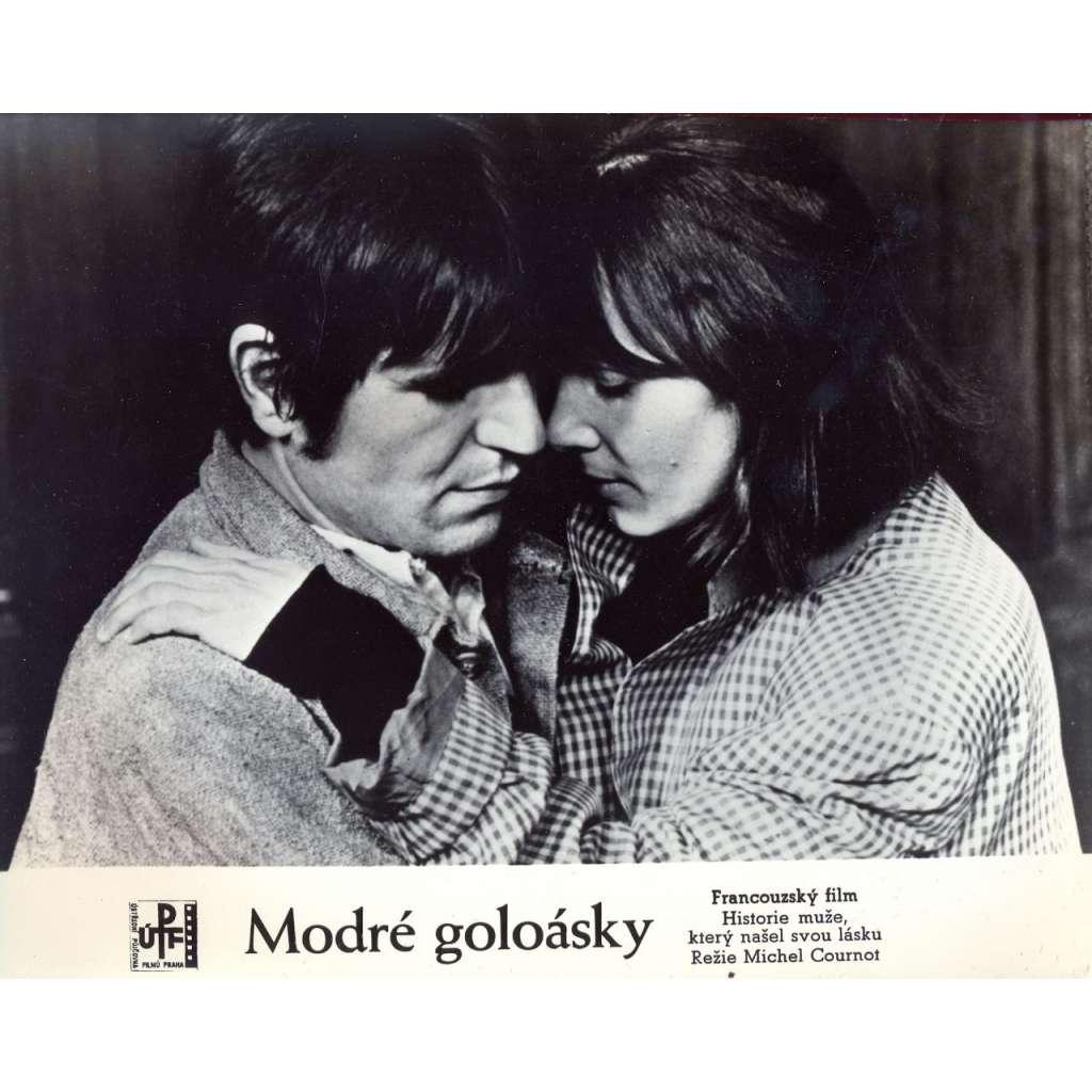 Fotoska - film Modré goloásky (Cournot, Girardotová)