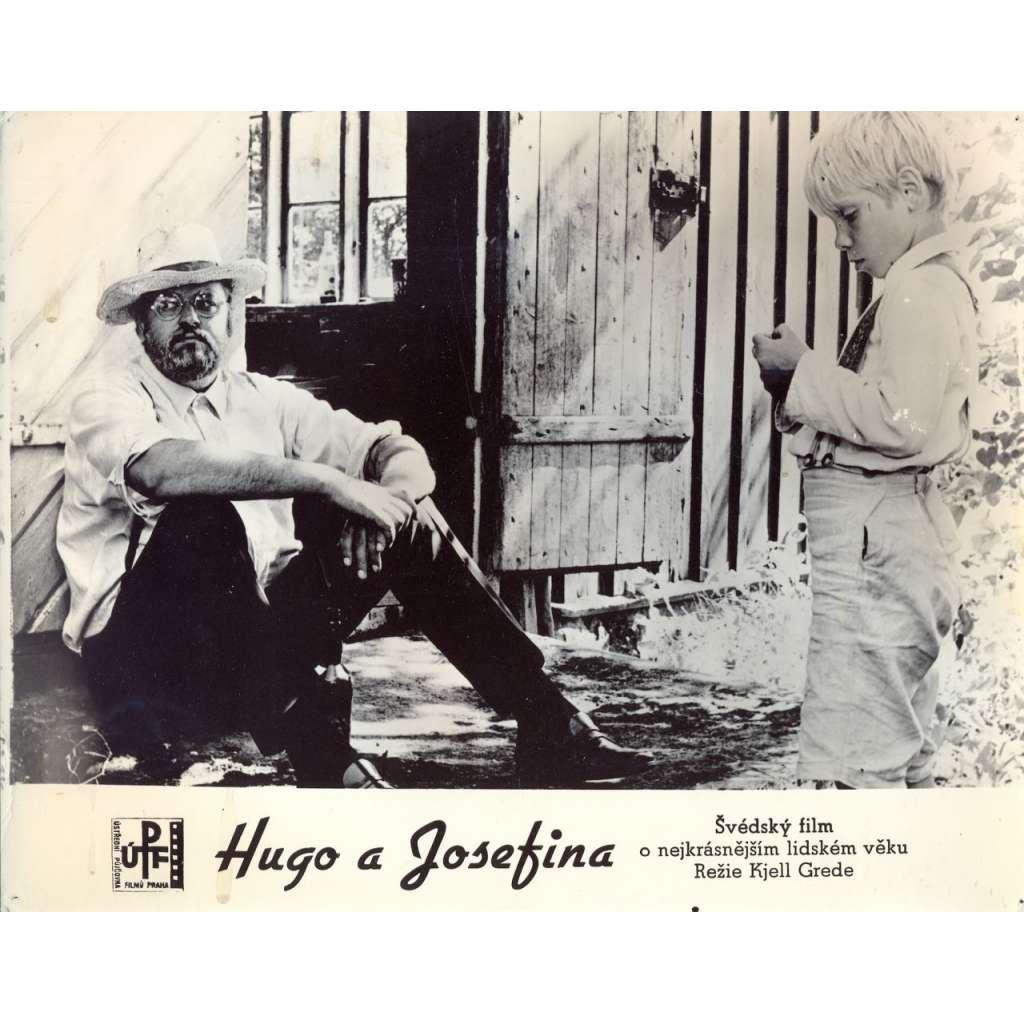 Fotoska - film Hugo a Josefina (K. Grede)