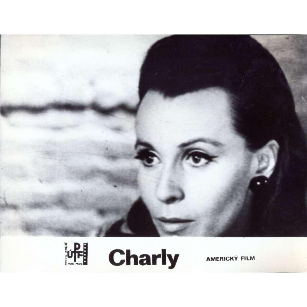 Fotoska - film Charly (R. Nelson, C. Robertson)