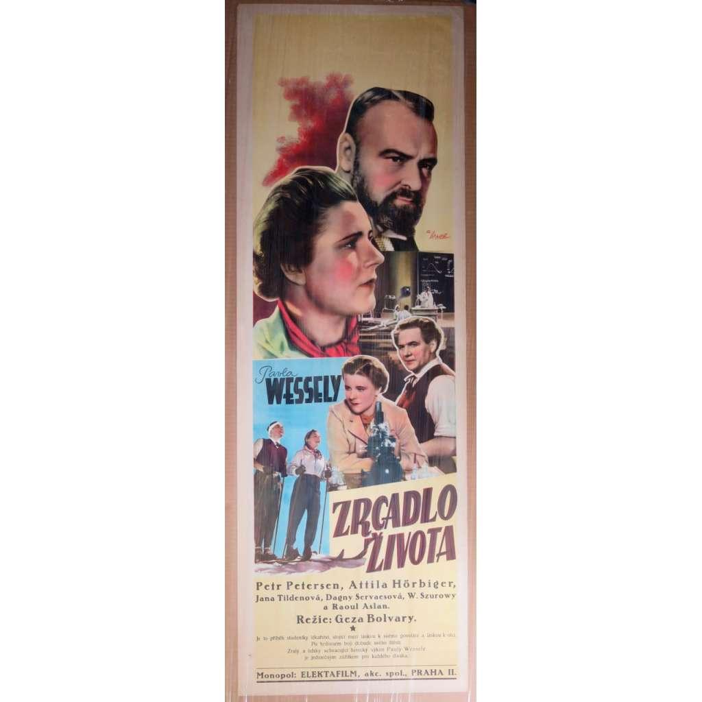 Zrcadlo života (film) - filmový plakát