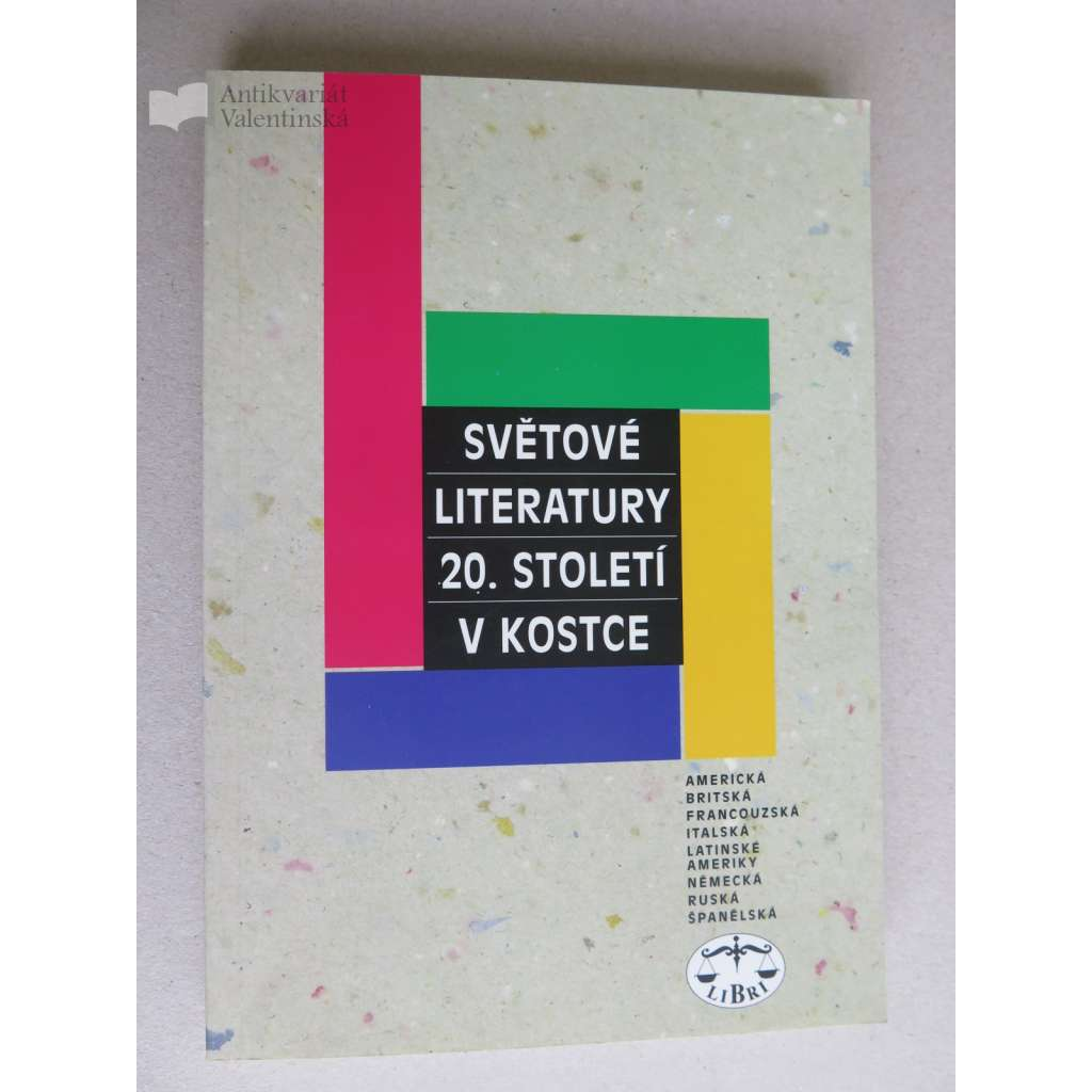 Světové literatury 20. století v kostce