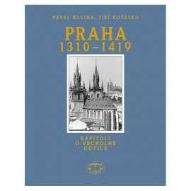 Praha 1310-1419. Kapitoly o vrcholné gotice