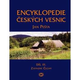 Encyklopedie českých vesnic III., Západní Čechy