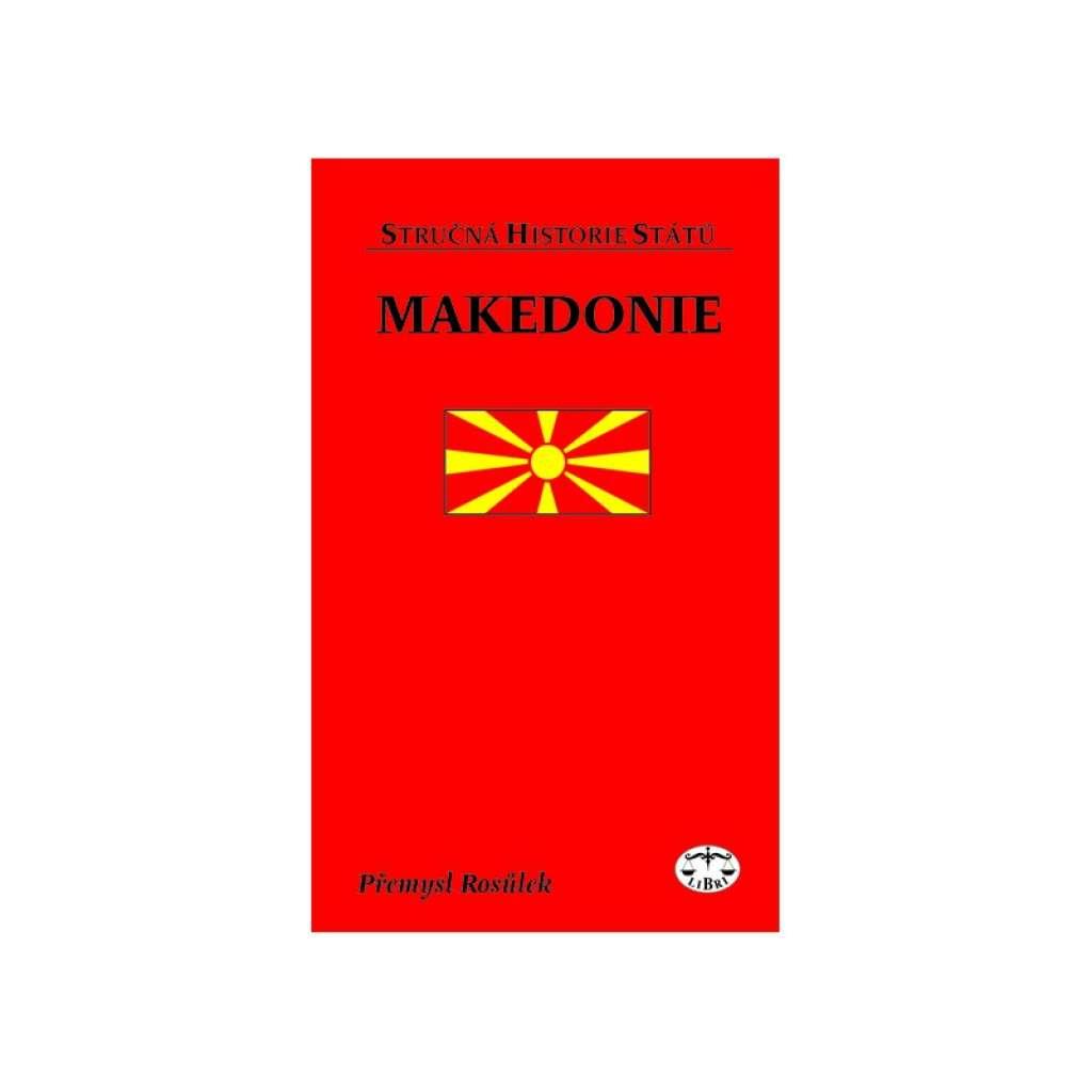 Makedonie. Stručná historie států