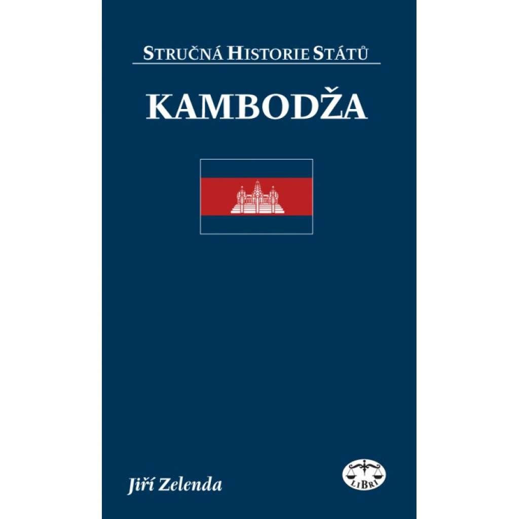 Kambodža. Stručná historie států