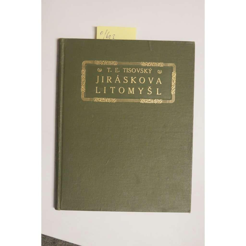 Jiráskova Litomyšl