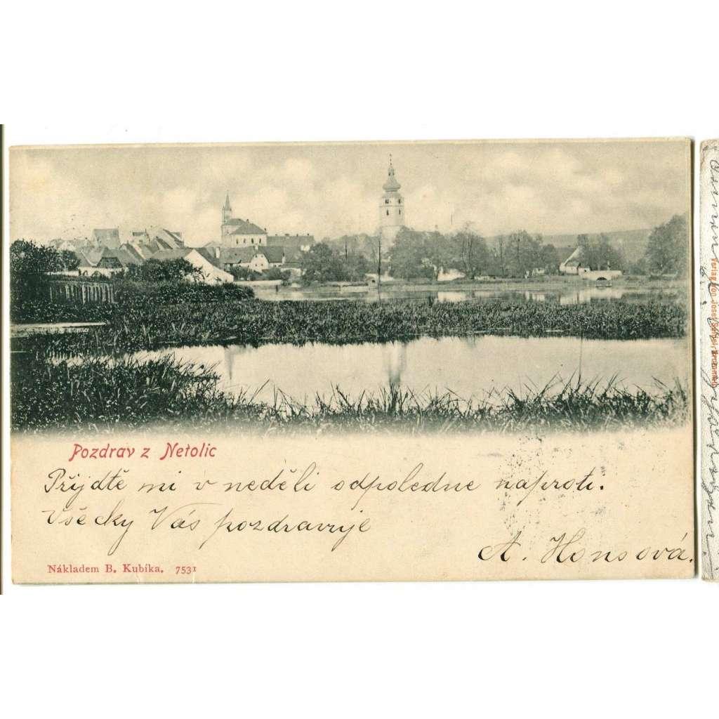 Netolice, Prachatice, Šumava.