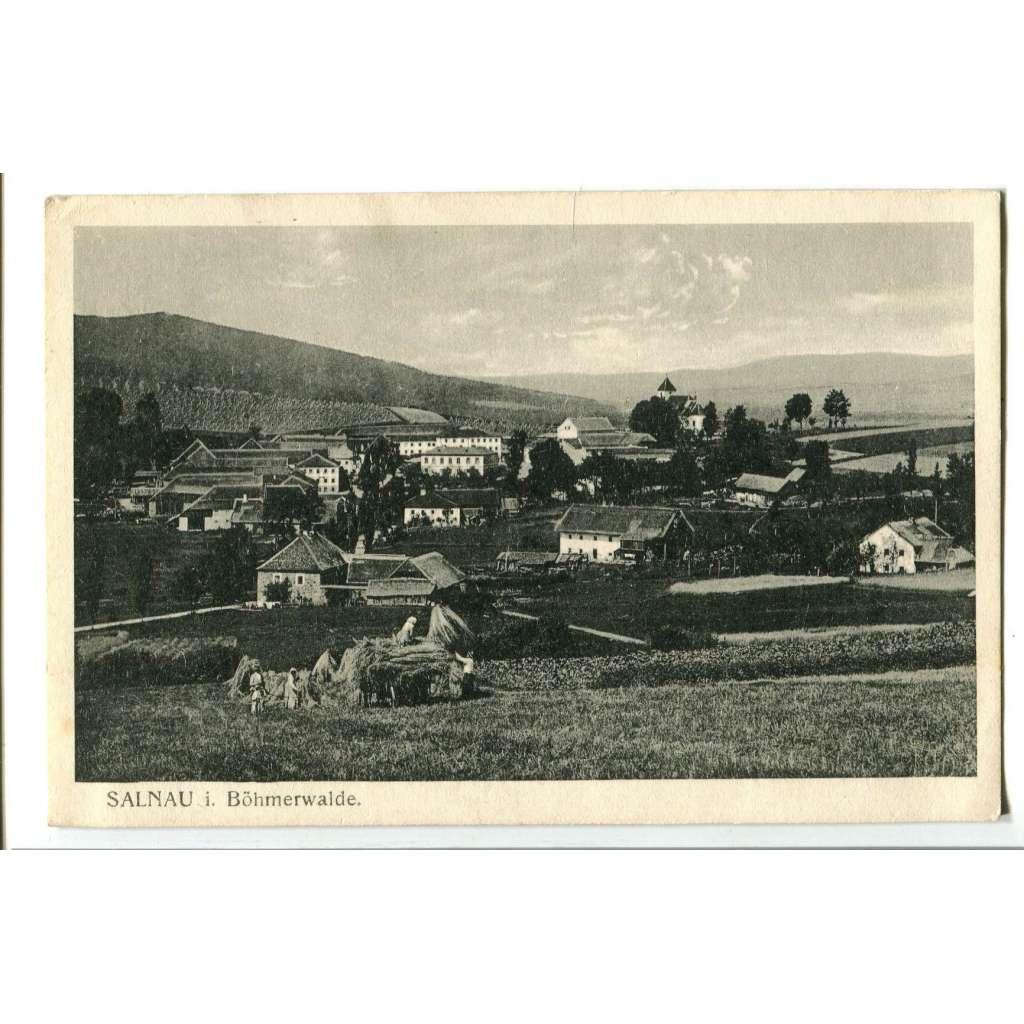 Želnava, Salnau, Prachatice, Šumava