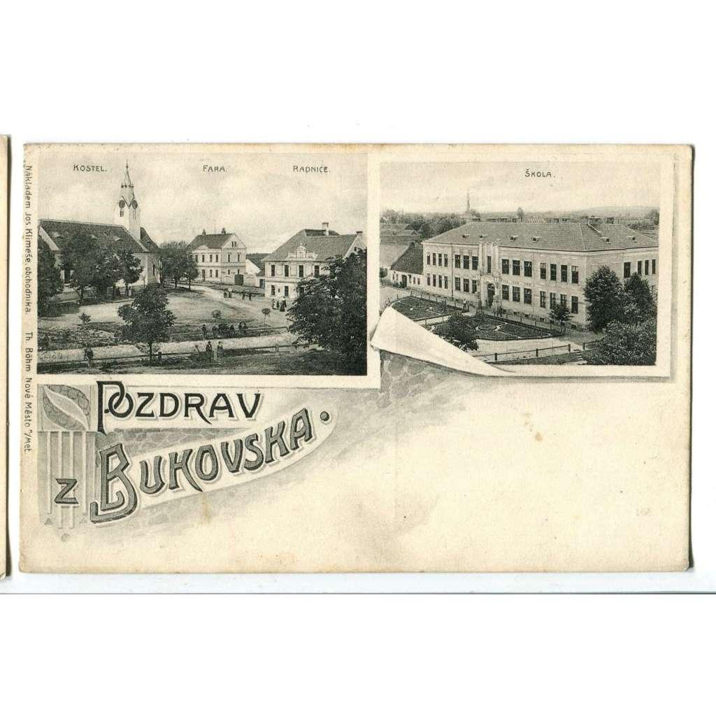 Dolní Bukovsko, České Budějovice