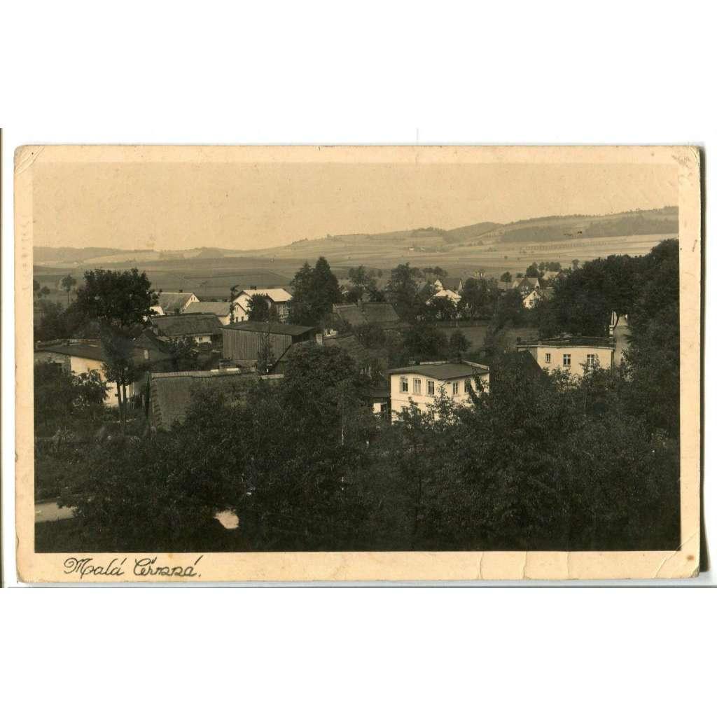 Malá Čermná, Hronov, Náchod
