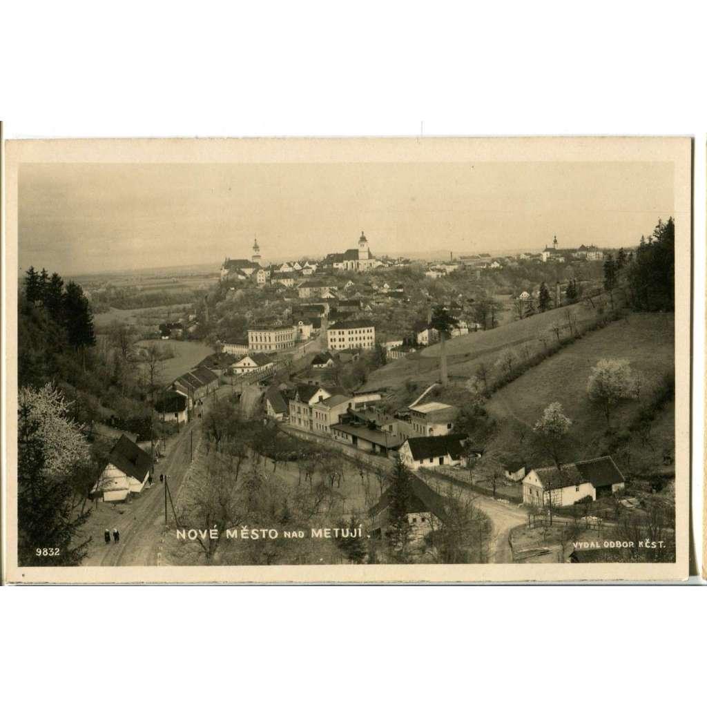 Nové Město nad Metují, Náchod.