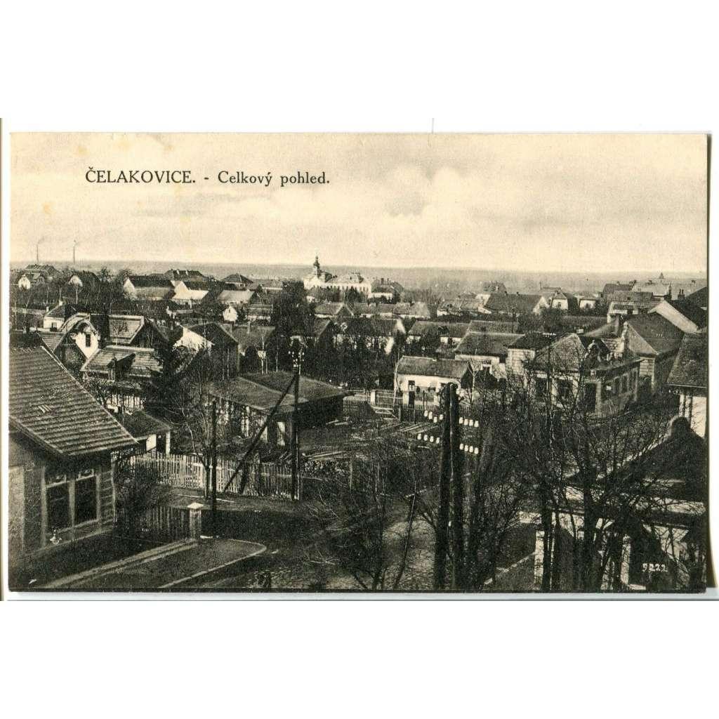 Čelákovice, Praha východ.