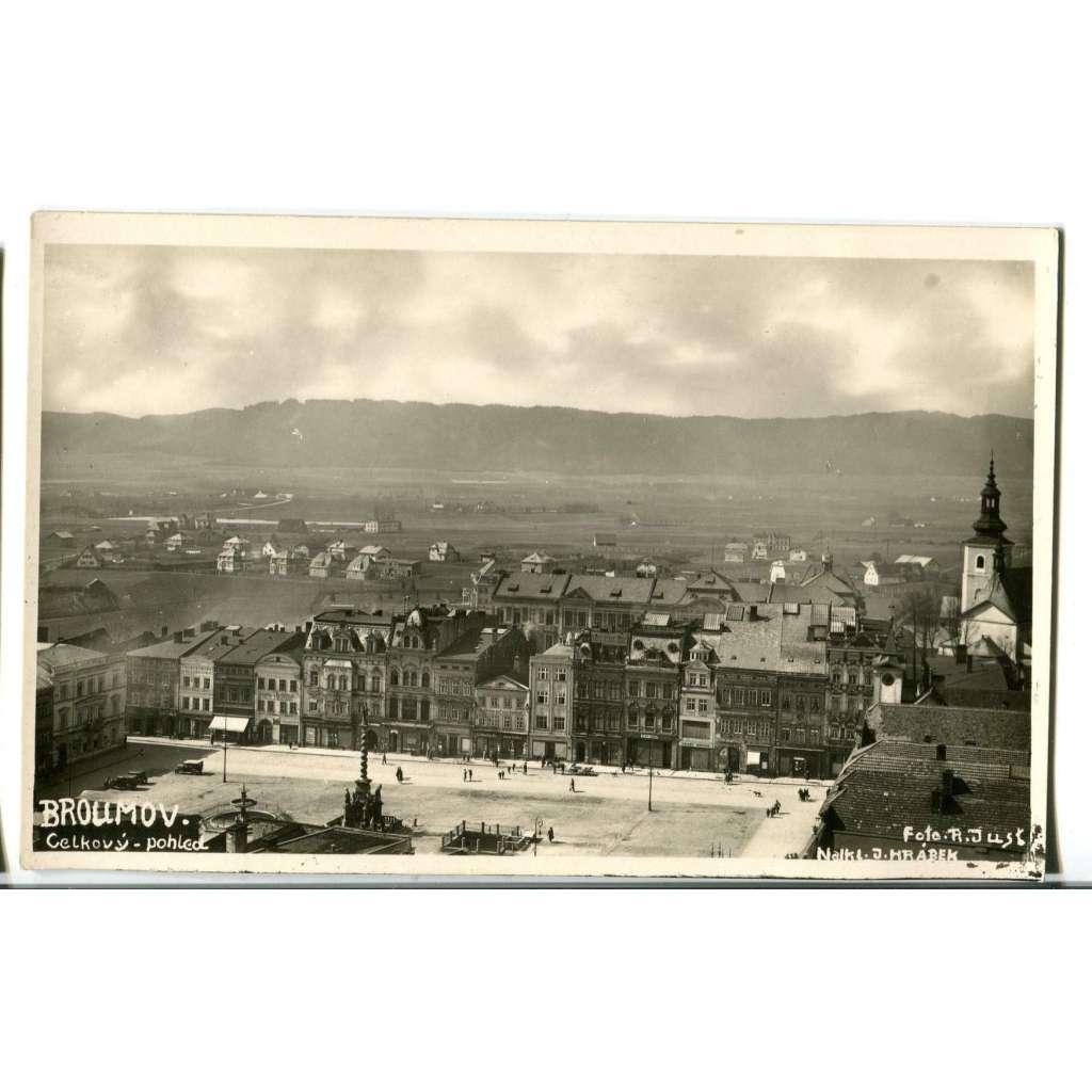Broumov, Náchod..