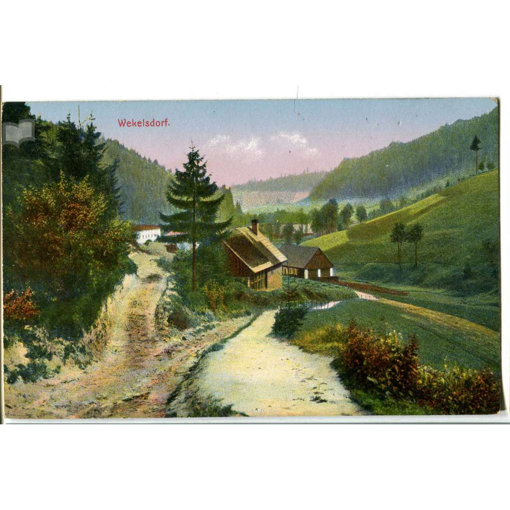 Teplice nad Metují, Weckelsdorf, Náchod