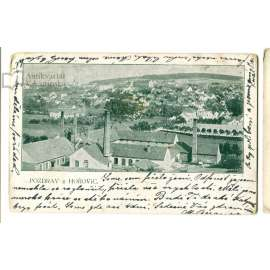 Hořovice, Beroun, továrna