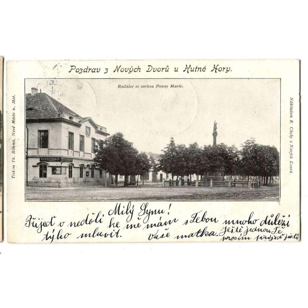 Nové Dvory, Kutná Hora