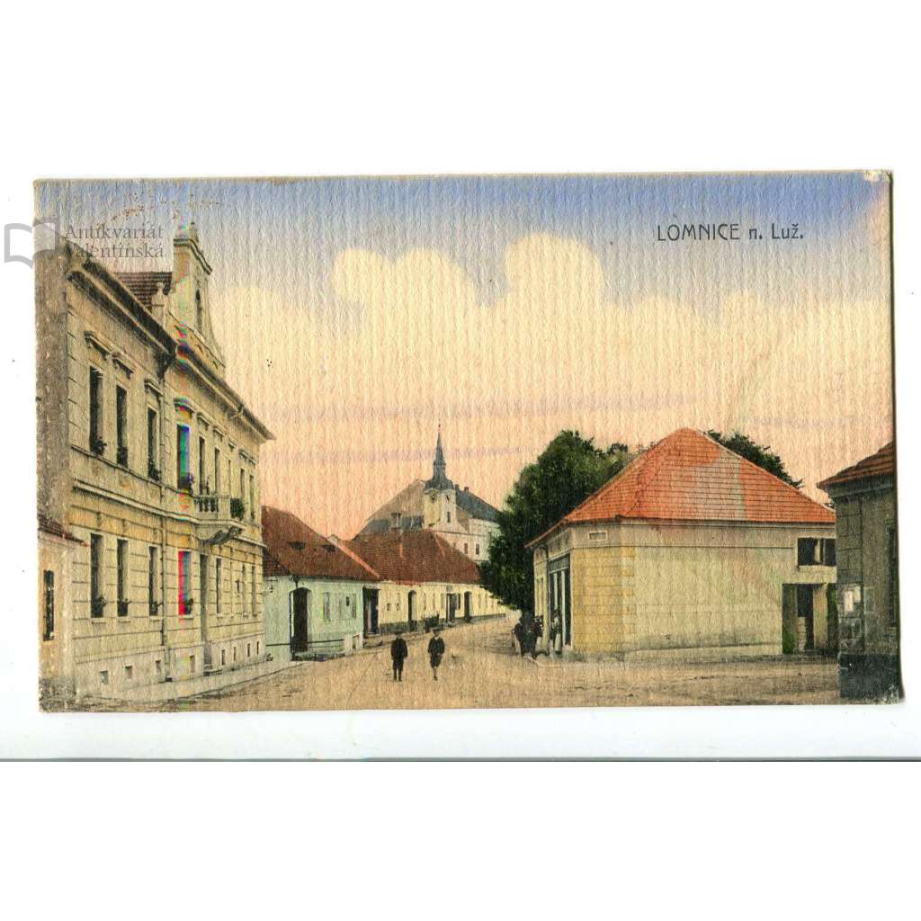 Lomnice nad Lužnicí, Jindřichův Hradec