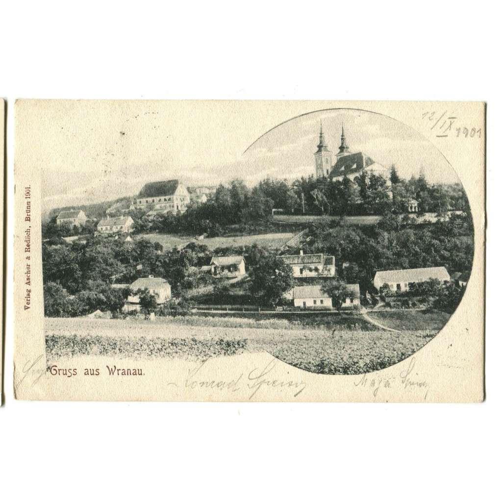Vranov u Brna, Brno venkov