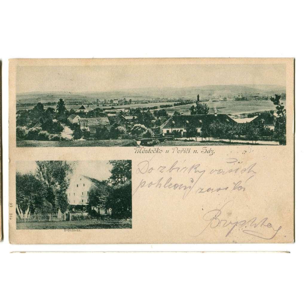 Nespeky - Městečko u Poříčí nad Sázavou, Benešov
