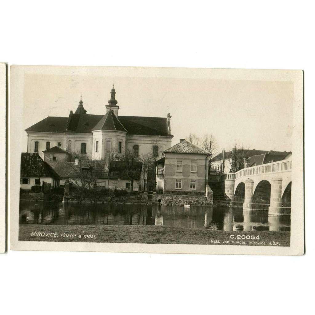 Mirovice, Písek