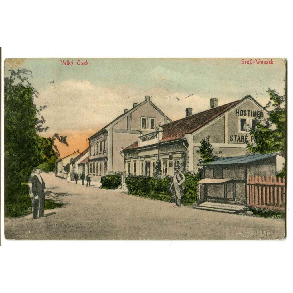 Velký Osek, Nymburk
