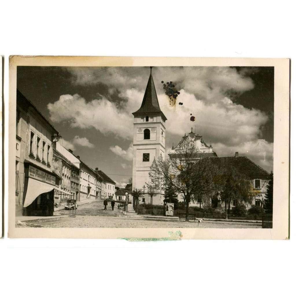 Černovice, Pelhřimov