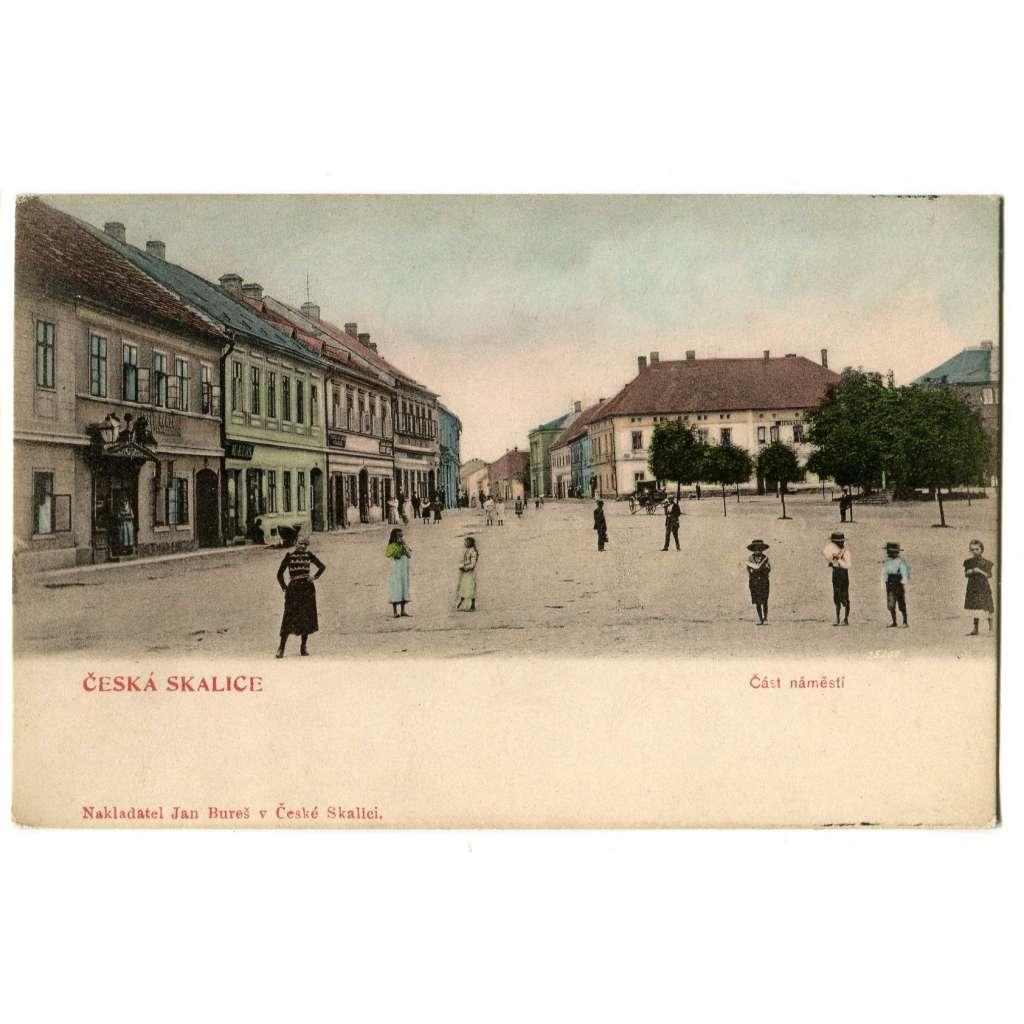 Česká Skalice, Náchod