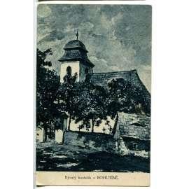 Bouhutín, Příbram