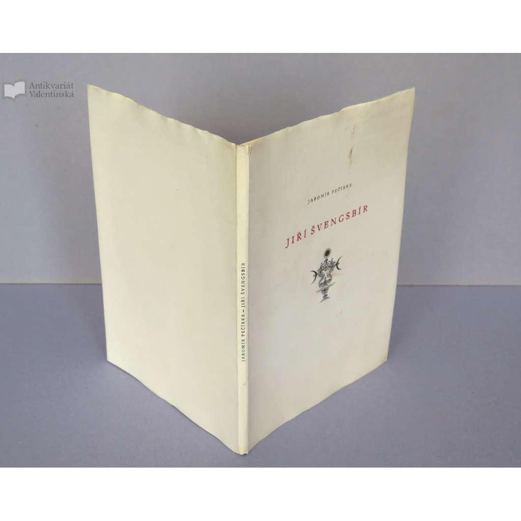 Jiří Švengsbír (4x grafika - nekompletní) Lyra Pragensis 1981