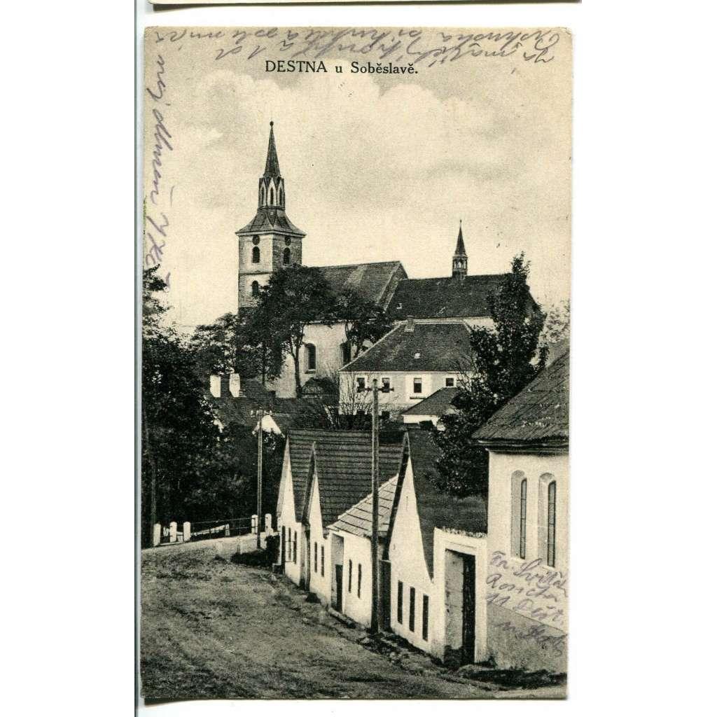 Deštná, Jindřichův Hradec