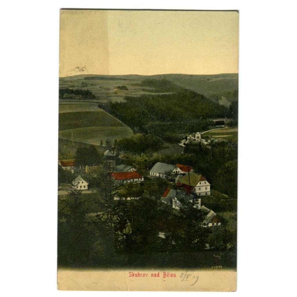 Skuhrov nad Bělou, Rychnov nad Kněžnou