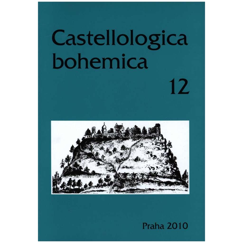 Castellologica bohemica 12
