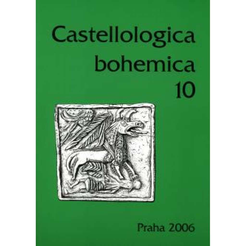 Castellologica bohemica 10