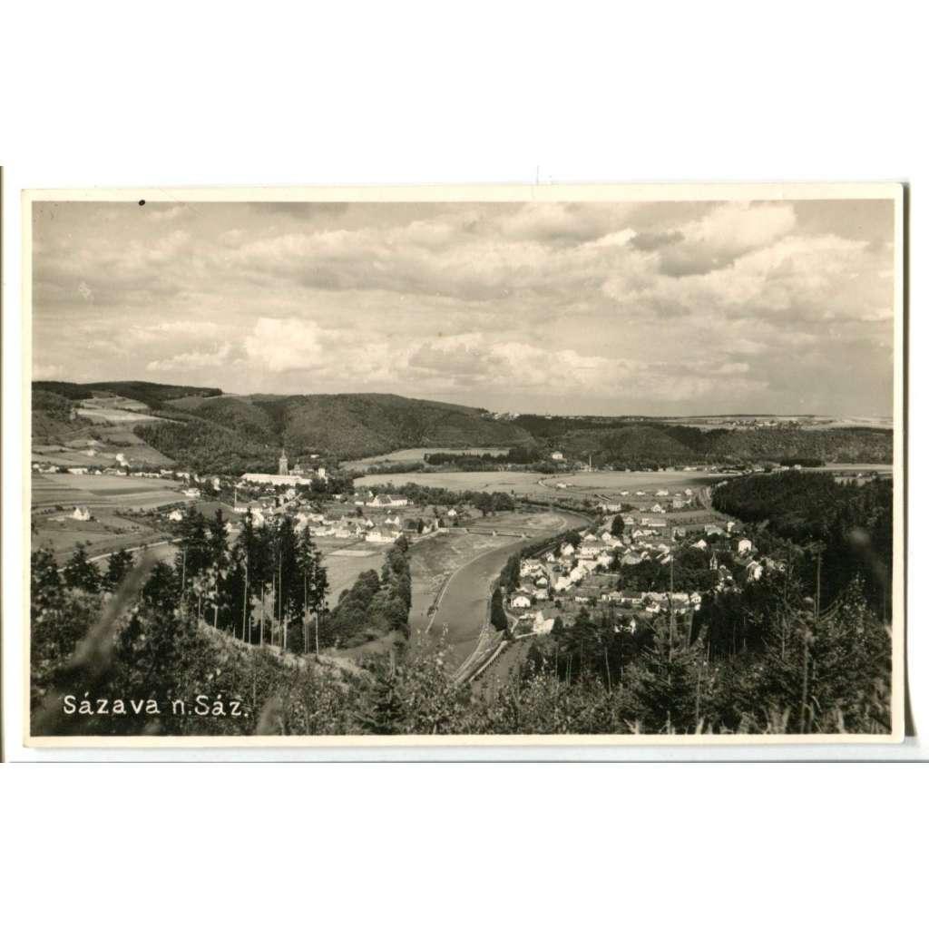 Sázava, Benešov, Kutná Hora