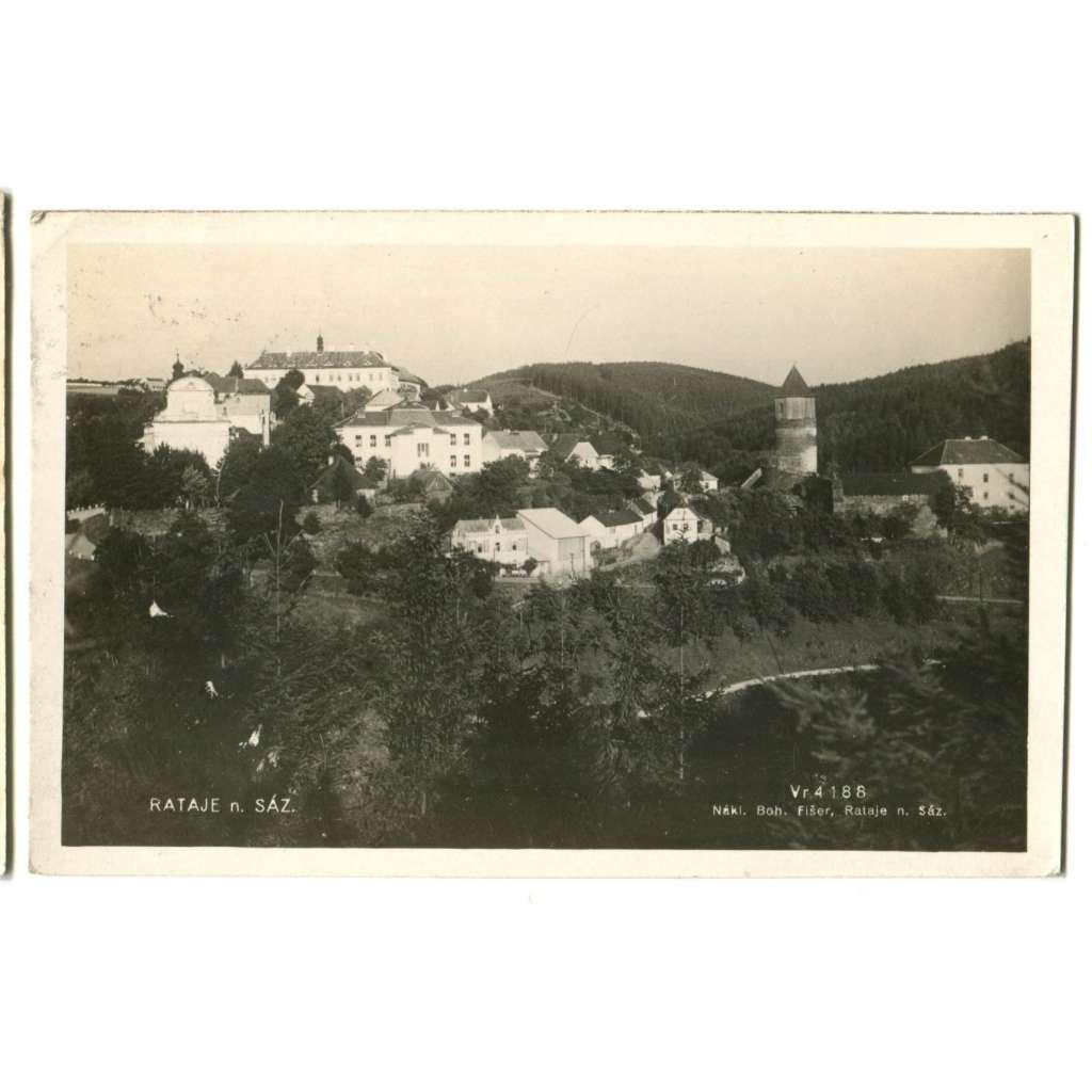 Rataje nad Sázavou, Sázava, Benešov, Kutná Hora
