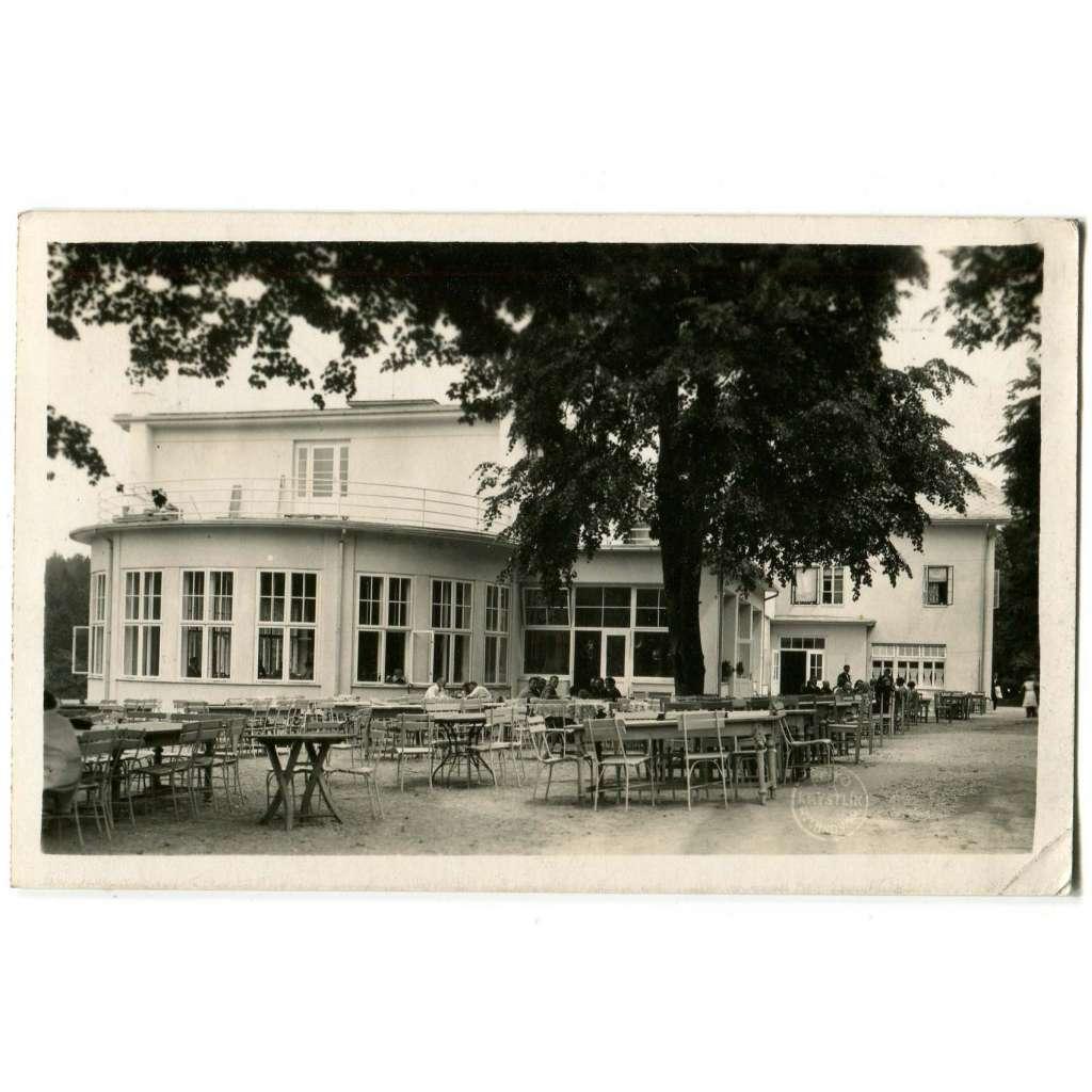 Rychnov nad Kněžnou, Studánka, restaurace