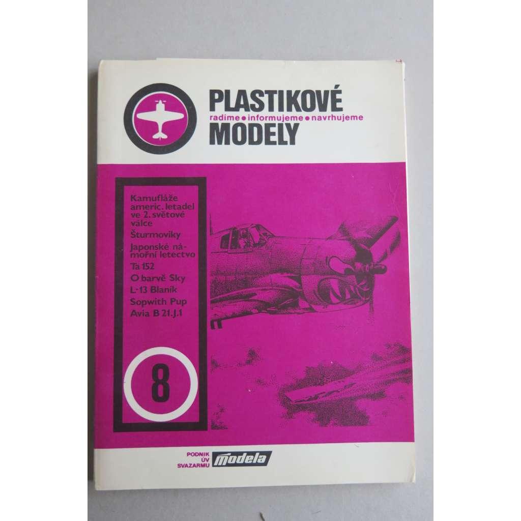 PLASTIKOVÉ MODELY 8