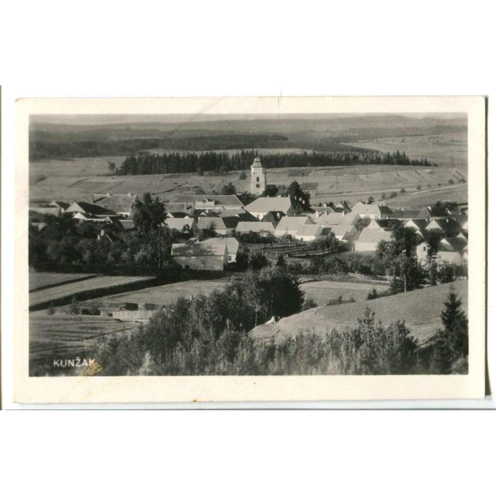 Kunžak, Jindřichův Hradec