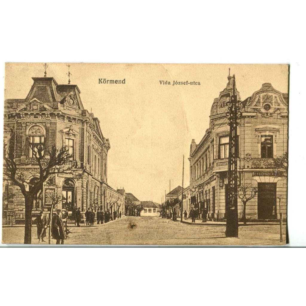 Kormend, Madarsko Hungary Ungarn