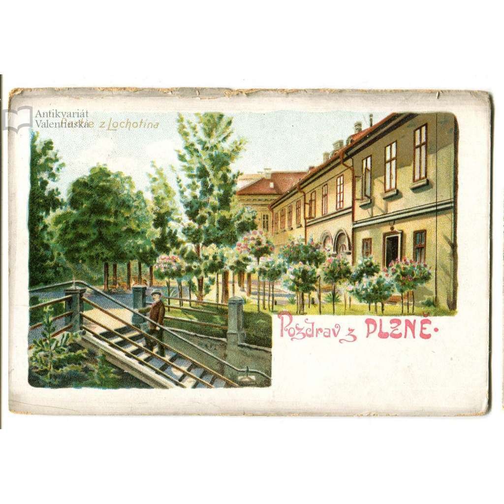 Plzeň - Lochotín
