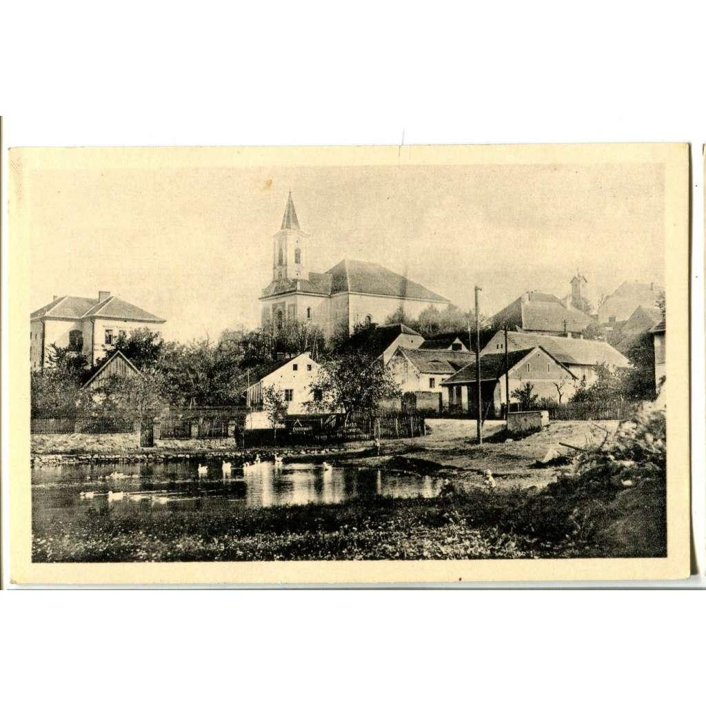 Krásná Hora nad Vltavou, Příbram