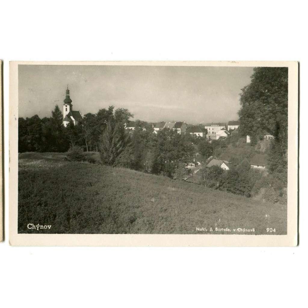 Chýnov, Tábor