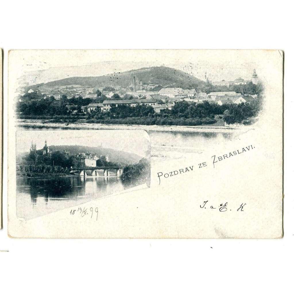 Praha - Zbraslav.
