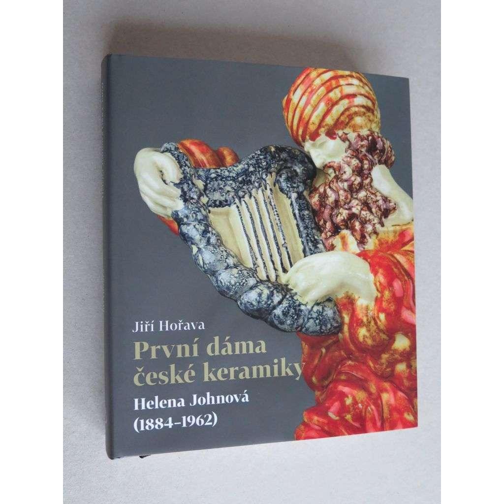 První dáma české keramiky, Helena Johnová (1884-1962)