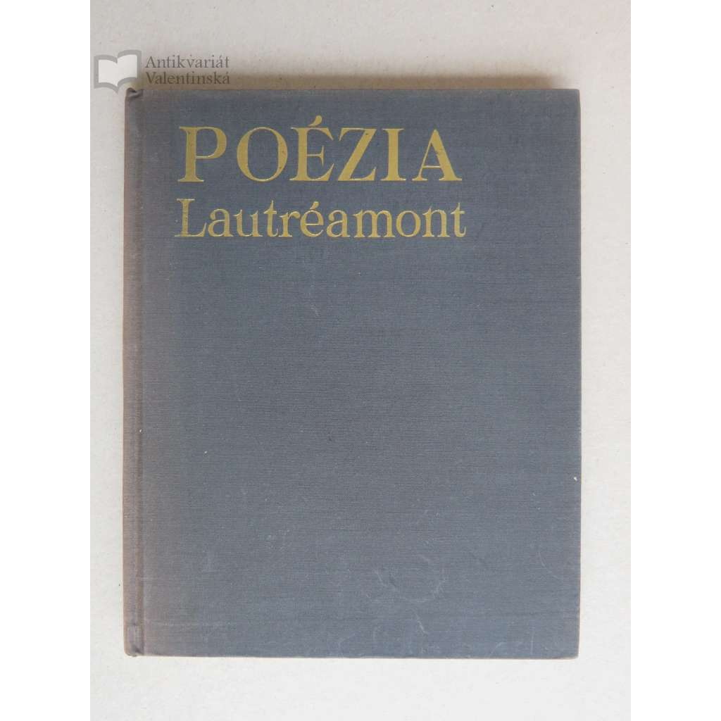 Poézia (ilustrace Adolf Hoffmeister- koláže) - 1967