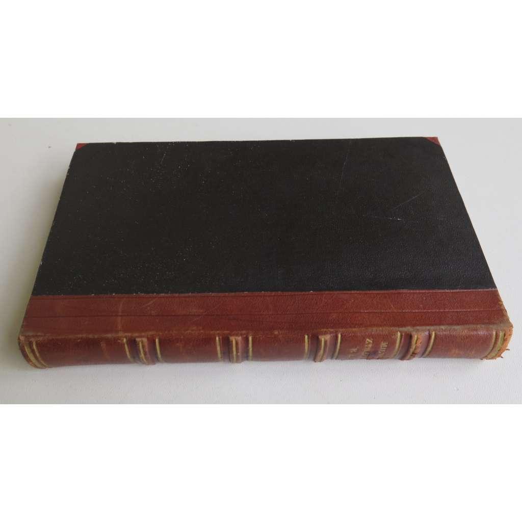 Jana Miltona Ztracený ráj (1843) - VAZBA KŮŽE