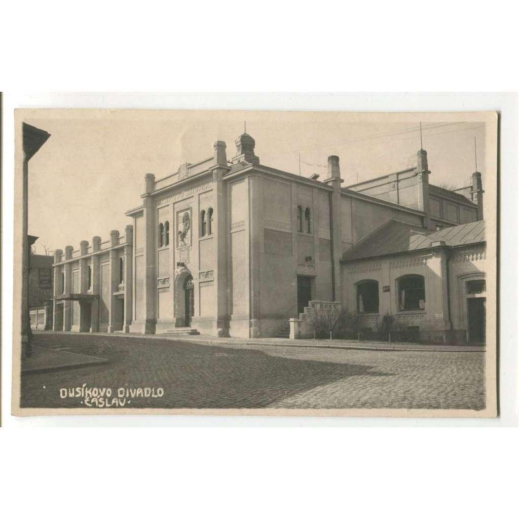 Čáslav, Kutná Hora, divadlo