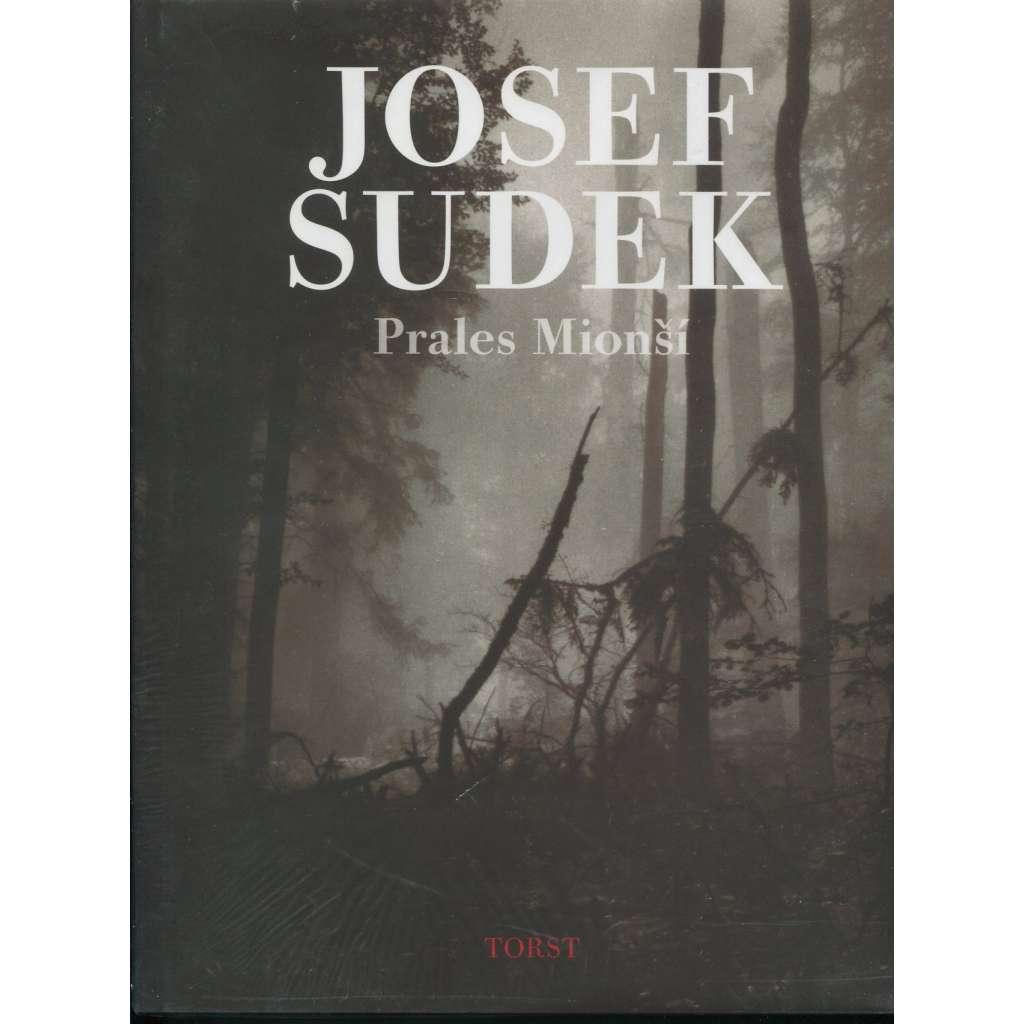 Josef Sudek - Prales Mionší (CZ)