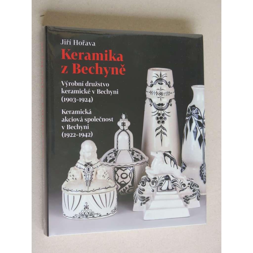 Keramika z Bechyně - umělecká a užitková keramika.