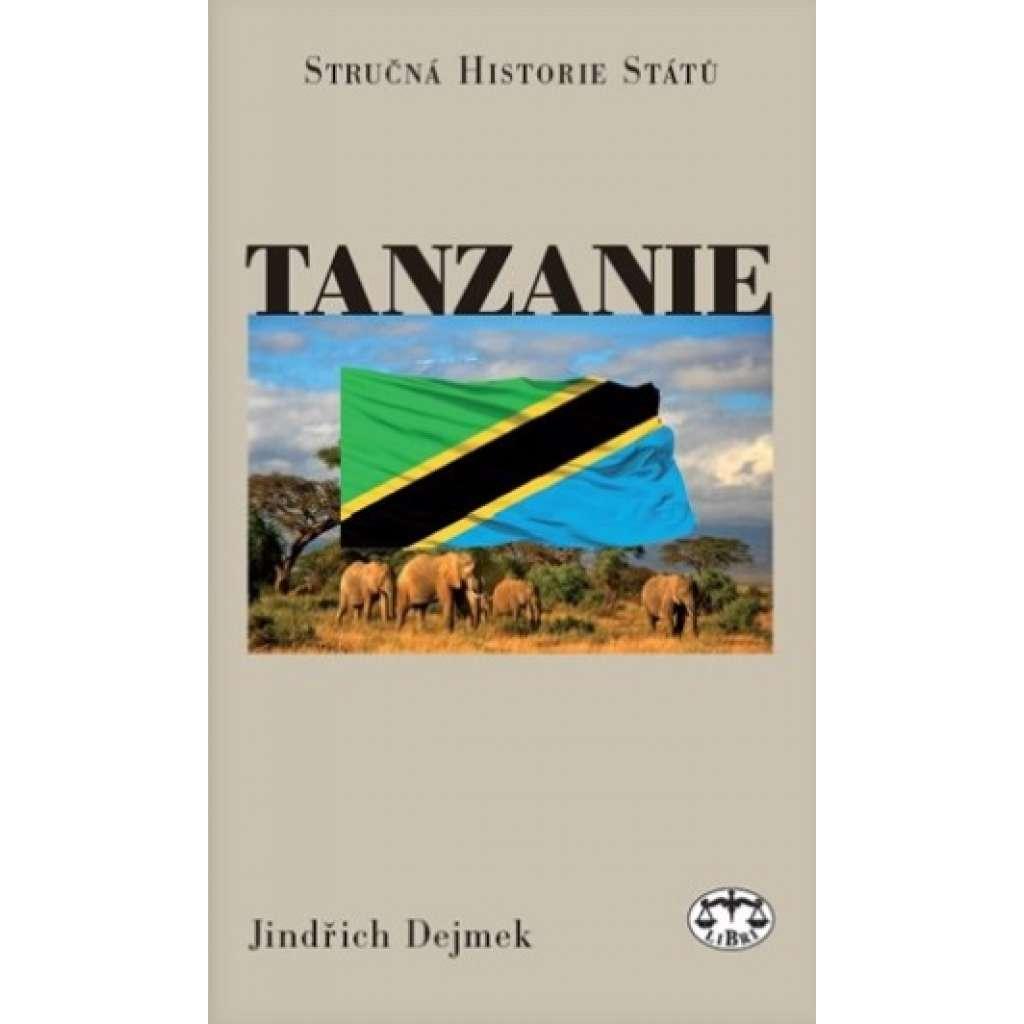 Tanzanie. Stručná historie států